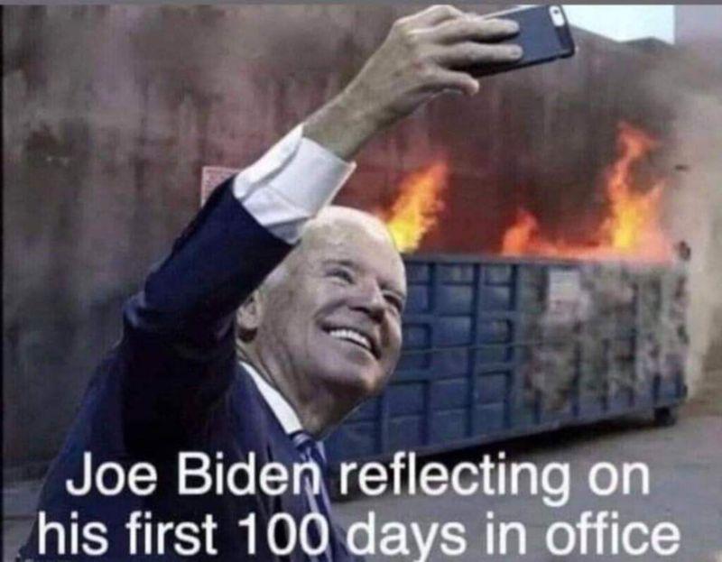Biden 100 Days
