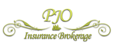 PJO Insurance Brokerage Logo