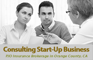 Professional Liability Insurance for a Consulting Start-up business