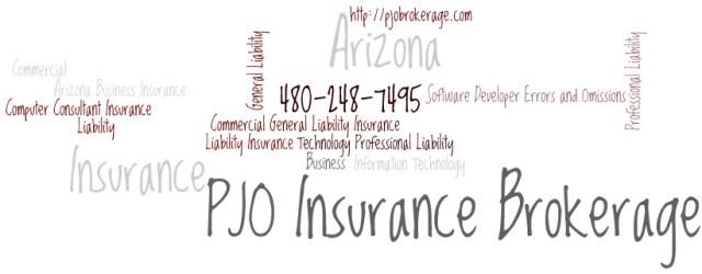 Technology Professional Liability at PJO Insurance Brokerage in Phoenix, Arizona