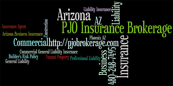 Expert Commercial Business Insurance Brokers at PJO Insurance Brokerage can tailor your policy to your needs, including Builder's Risk and Vacant Building