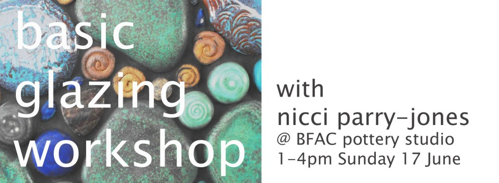 glazing workshop banner