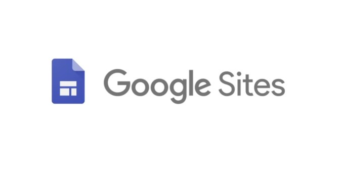 google sites upgraded by highlighting images and blogs in websites on its portal