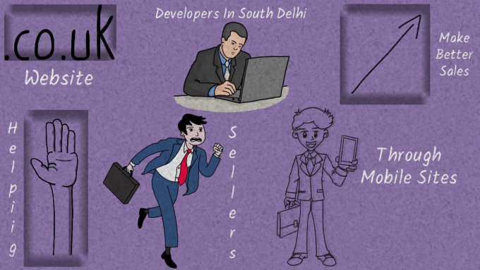 mobile phone website developers in south delhi helping sellers make more sales