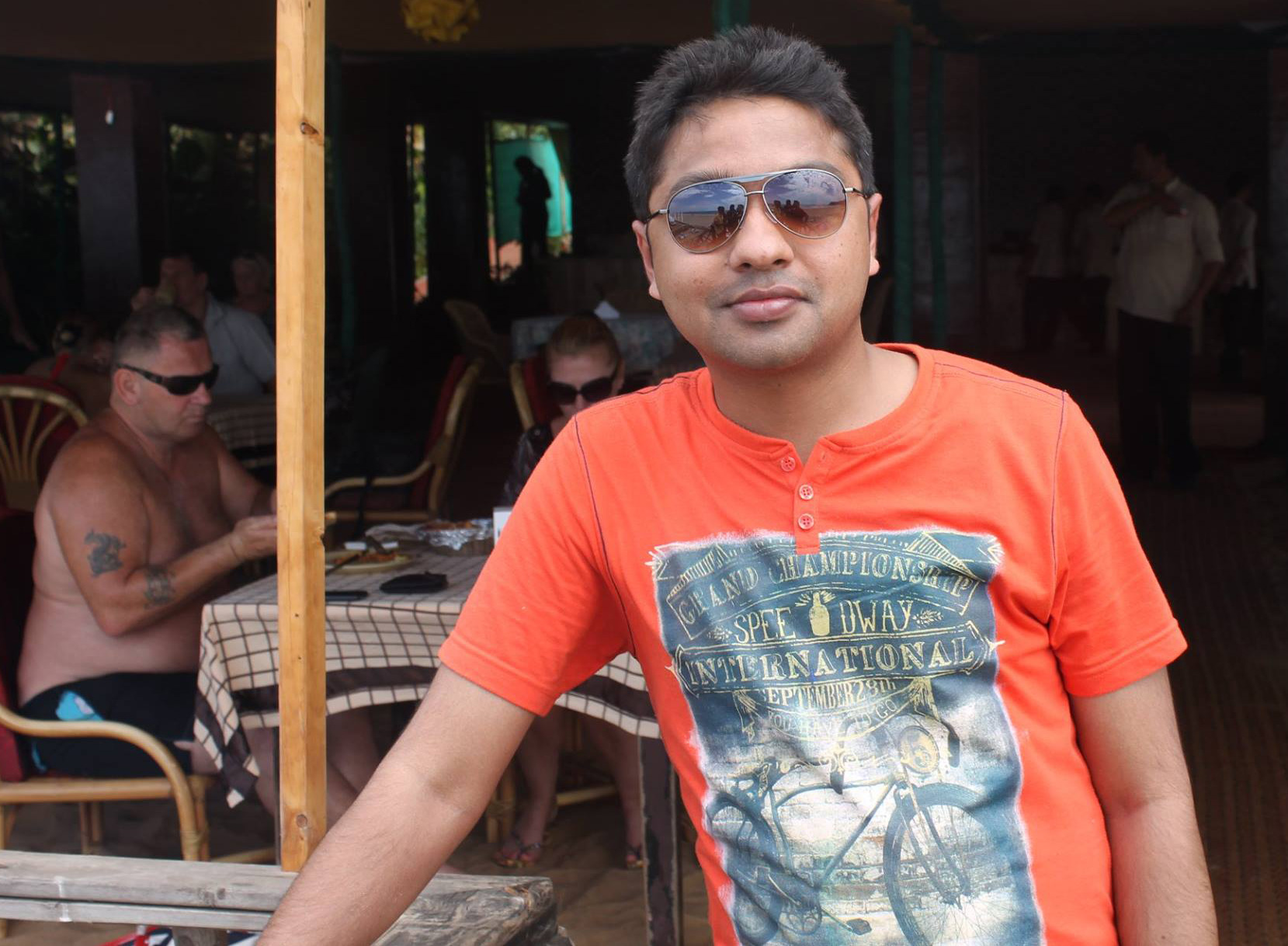 kamal sharma project manager at i ads and events