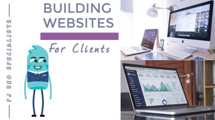 building websites for clients in india and overseas markets helping in top class rankings