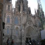 La Familia de Sagrada, Barcelona