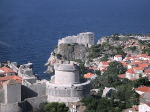 med cruise-Dubrovnik-Old Town