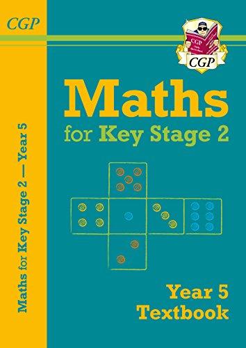 New KS2 Maths Textbook - Year 5