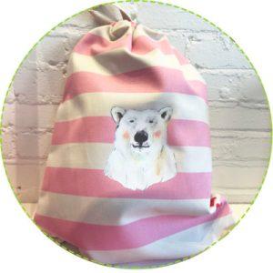 winkel shirtjes en tassen voor kinderen met prinses, kikker, gans of ijsbeer