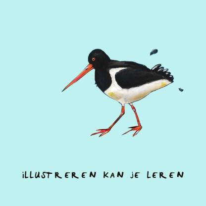 illustreren ken je leren cursus illustratietechnieken in Leeuwarden