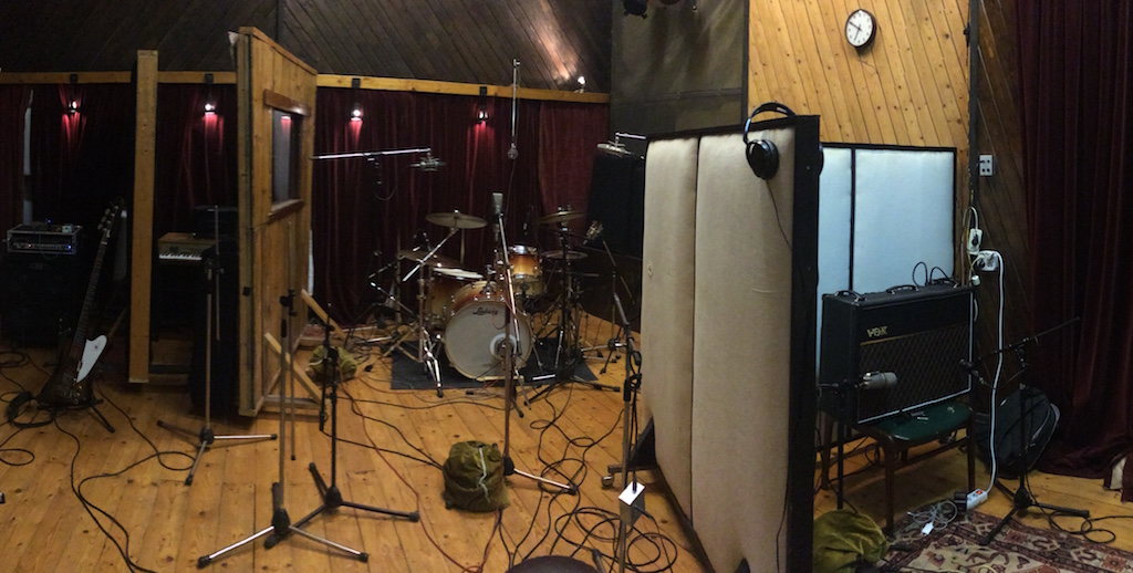 Overcome Your Fear In The Recording Studio