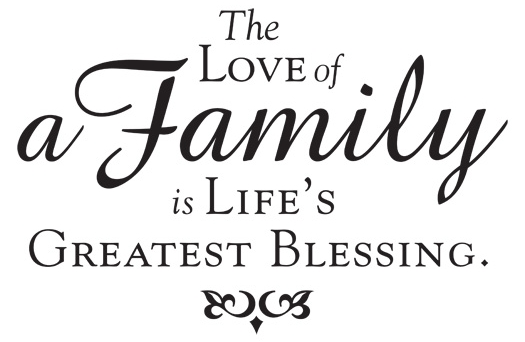 Download The Love of a Family is Life's Greatest Blessing - Vinyl ...