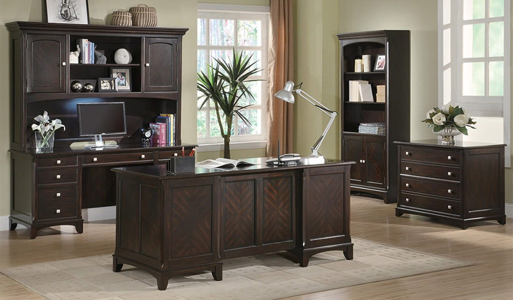 Garson Executive Desk