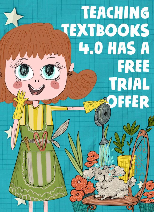 Homeschool Math Free Trial Of Teaching Textbooks 4.0
