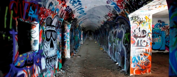 Hill 60 Tunnel