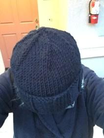 Jason's Tweed Hat
