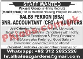 Pak Asia Group Of Companies Announced Latest Management Pk Jobs