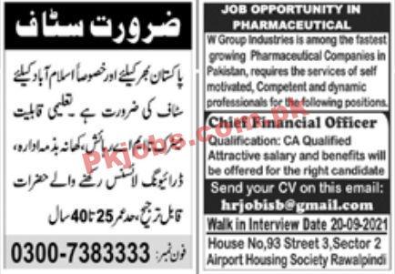 Jobs In Jobs 19 September