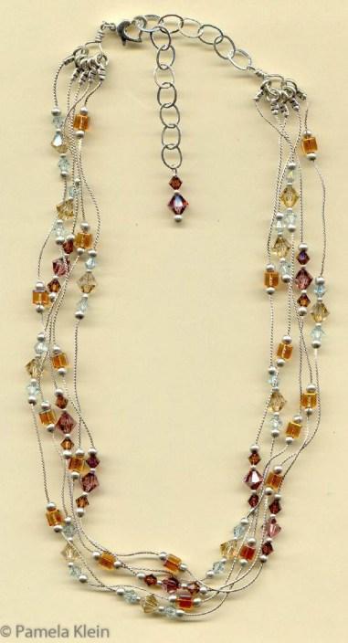 Swarovski SS Chain Necklace