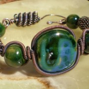Crazy Coils Bracelet