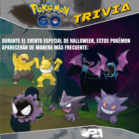 Pokémon GO Trivia 07