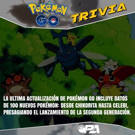 Pokémon GO Trivia 04