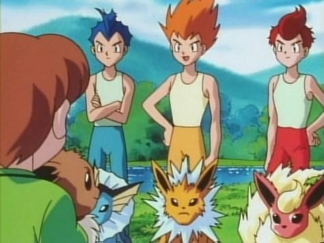 videos de Pokémon