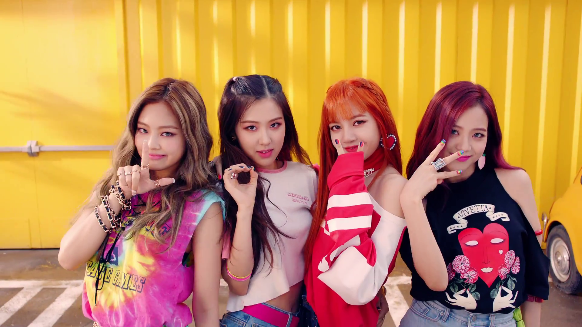 [YG-LIFE] 170627 BLACKPINK Surpassed 30 Million Views Within Shortest-Ever Period of Time for a Korean Idol Group