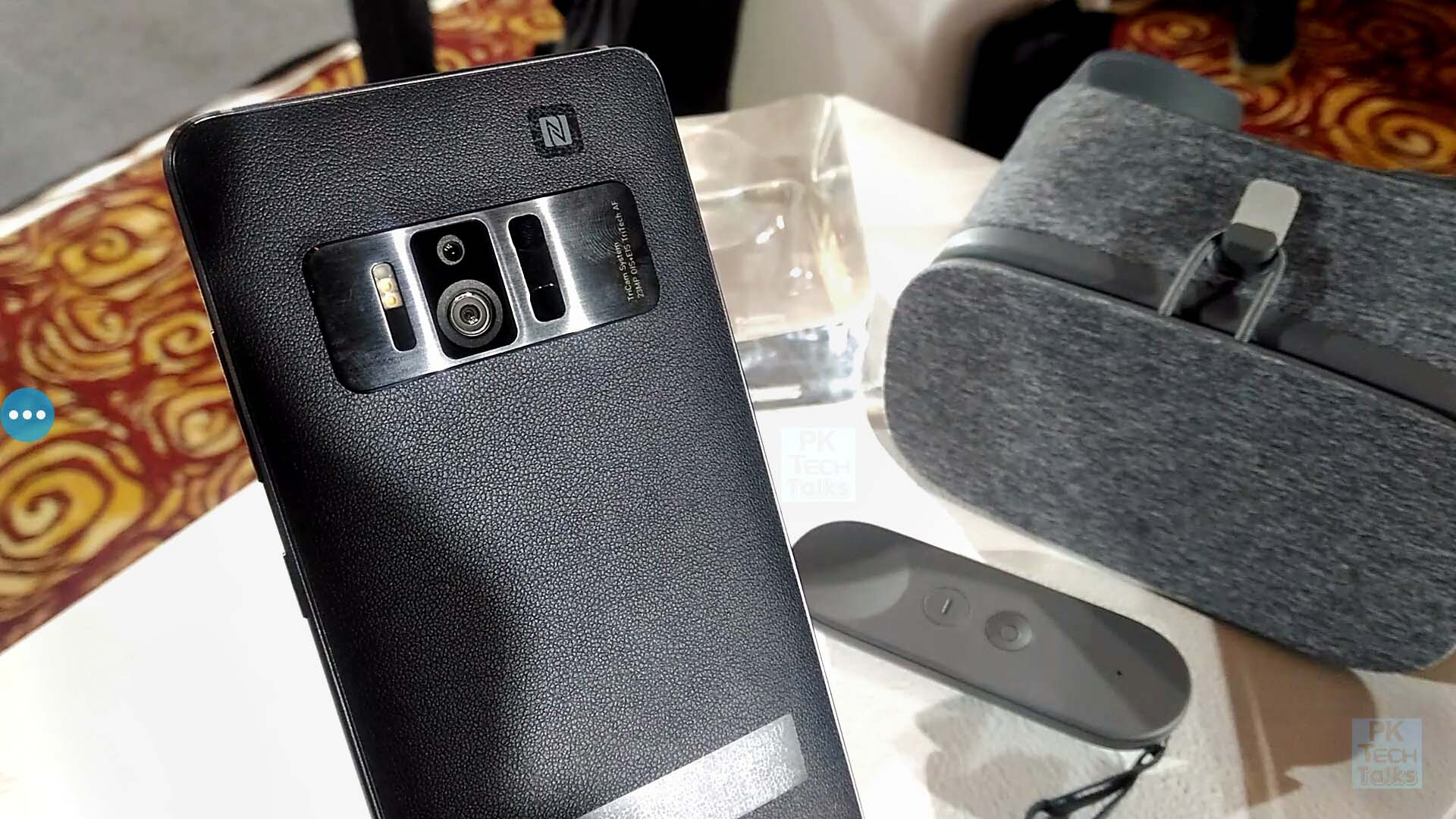 Asus Zenfone AR with Daydream & Tango Launched for Rs.49,999/-