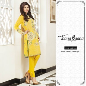 Baana Taana summer eid dresses collection recommendations to wear for winter in 2019