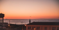 peniche sunset