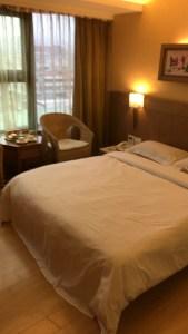 イースタンスターホテル部屋