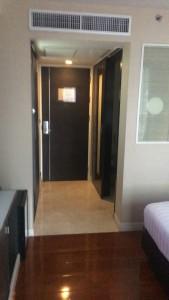 宿泊したホテルの部屋②