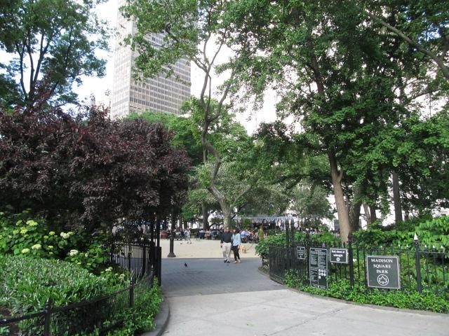 マディソンスクエアパーク