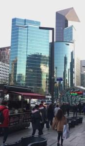 江南駅周辺の様子3
