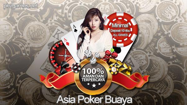 Asia Poker Buaya