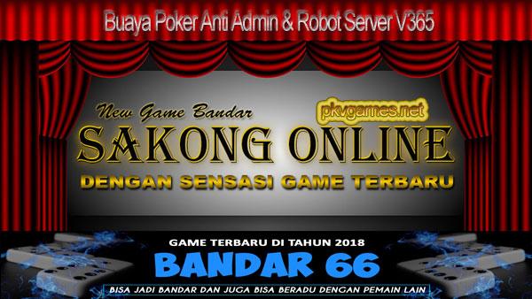 Buaya Poker Anti Admin & Robot Server V365
