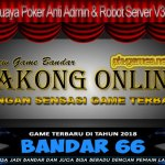 Buaya Poker Anti Admin & Robot Server V365