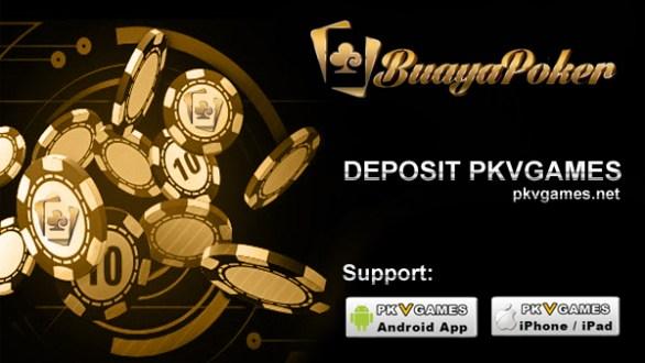 Deposit PkVGames