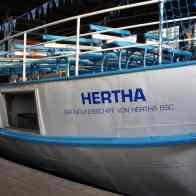Gründungsschiff von Hertha BSC