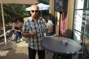 BBQ und Eis - so klang der Tag des Reitausfluges der Prignitzer Leasing aus