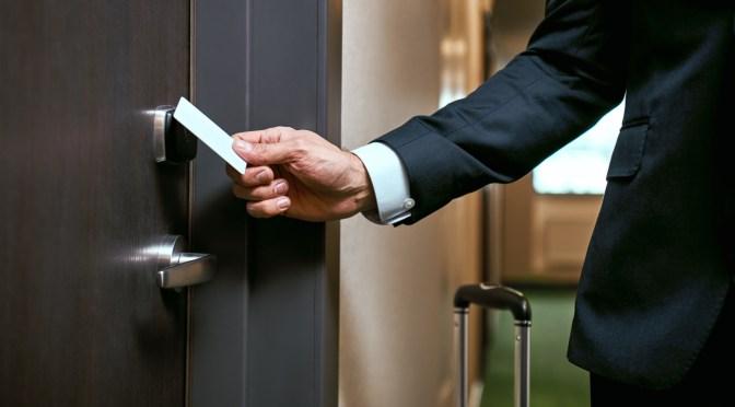 Klucze w hotelu