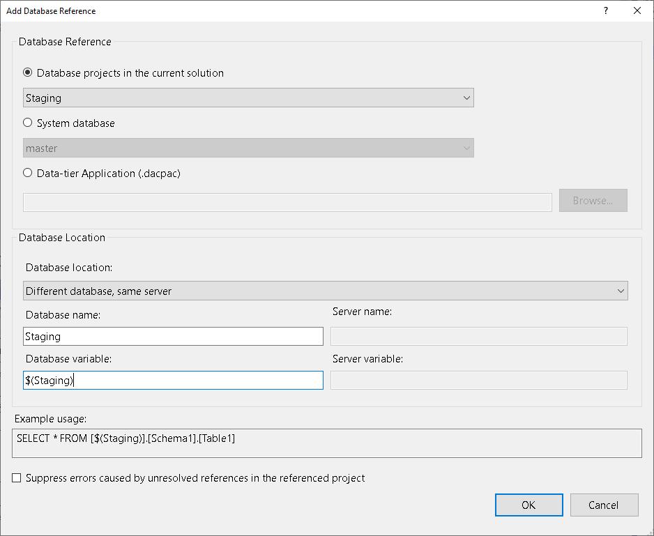 VisualStudioDatabaseReferences_05
