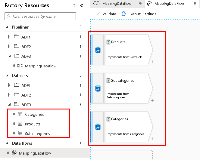 DataFactory_MappingDataFlow_12