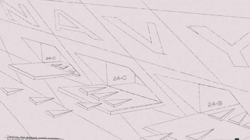 3b Drawing Of Hull
