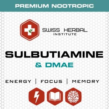 SULBUTIAMINE & DMAE 60