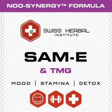 SAM-E & TMG
