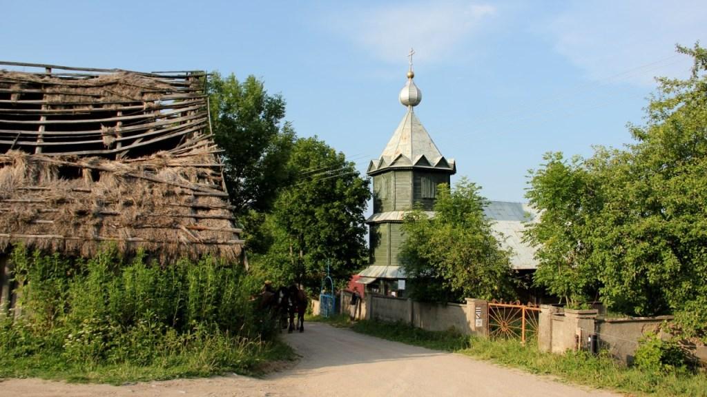 Wodziłki wieś staroobrzędowców