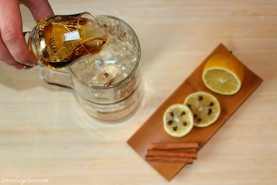 Jak przygotować Hot Whiskey?